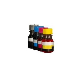 SUDHAUS: 5x100 ml encre compatible pour cartouches Canon  CLI581