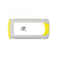 HP72: cartouches rechargeables avec puces autoreset (grande capacité)