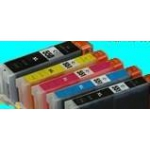PGI550/CLI551: Kit de 5 cartouches de nettoyage avec alcool isopropylique