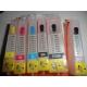 PGI570 CLI571: Kit de 6 cartouches vides rechargeables avec PUCEs à resetter