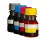 6x100 ml encre alimentaire pour Canon avec couleur bleuté/violet