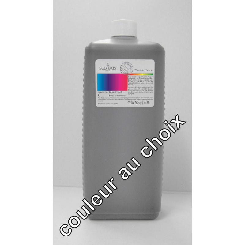SUDHAUS: 1000 ml encre compatible Canon CLI 581 couleur au choix