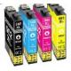 502XL: 4 cartouches compatibles XL
