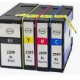 PGI 2500 4 cartouches compatibles