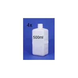 4x500 ml encre ultra pigmentée