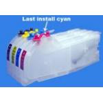 LC1000 970: 4 cartouches rechargeables grande capacité: