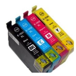 Cartouches d'encres compatibles pour Epson Workforce 2540wf