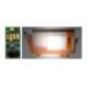 PGI525/526: cartouche vide rechargeable AVEC PUCES AUTORESET. couleur au choix