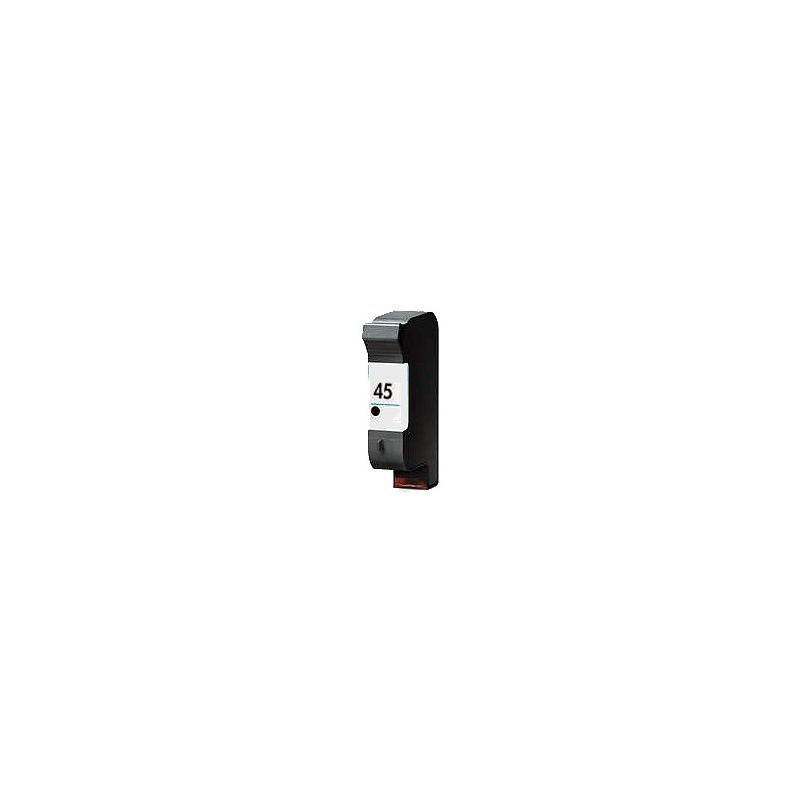 Cartouche compatible pour HP Nr. 45 noire