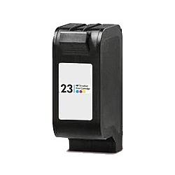 Cartouche compatible remplie pour HP Nr. 23 3 couleurs