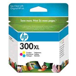 Cartouche d'origine HP Nr. 300XL, 3 couleurs