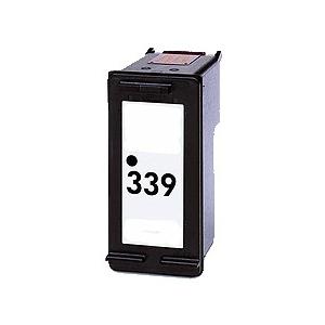 cartouche d'encre remplie pour HP Nr. 339 noir