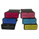 cartouche compatible pour Canon BCI 1302bk, noire
