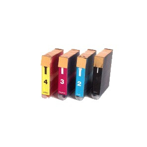 Cartouche compatible pour Canon BJI 201 couleur au choix
