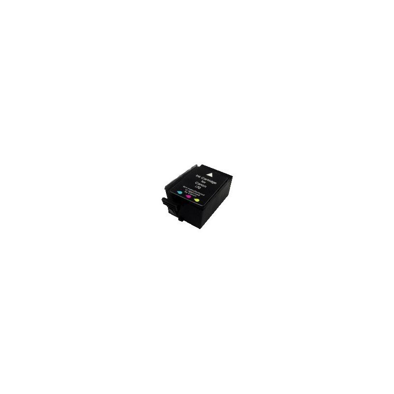 Cartouche compatible pour Canon BCI15c, 3 couleurs