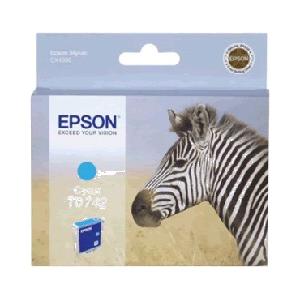 Cartouche d'origine Epson TO742 à744 couleur au choix