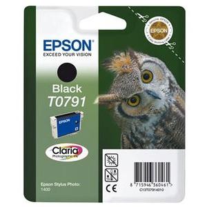 cartouche d'origine Epson TO791 noire