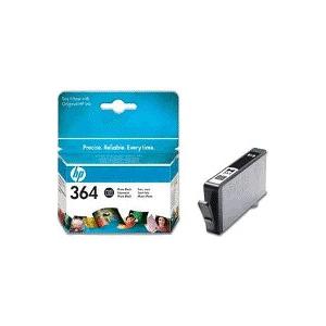 Cartouche d'origine HP 364pbk, photonoir