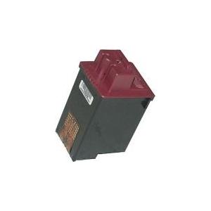Cartouche compatible remplie pour Lexmark 75 noire