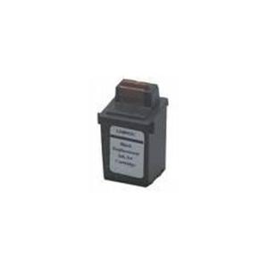 cartouche compatible remplie pour Lexmark 13400HC noire