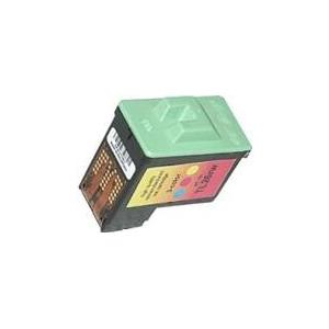 cartouche d'encre compatible pour Lexmark 26/27, 3 couleurs 18 ml