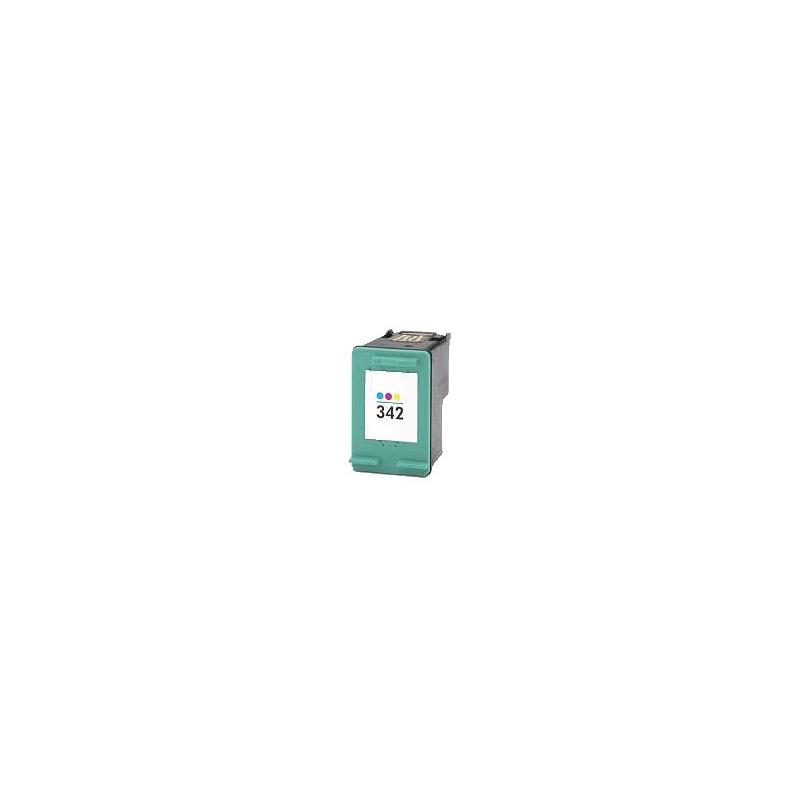 Cartouche compatible remplie pour HP 338 noire