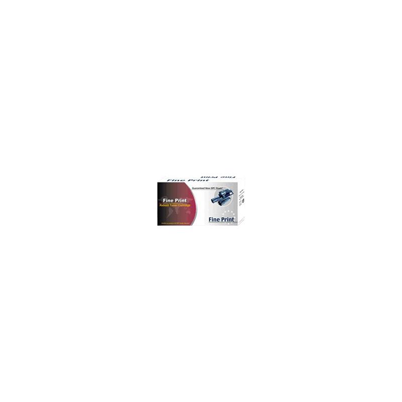 Cartouche toner noire remanufacturé Canon I Sensys LBP5000/5100./LBP5000/Lasershot LBP5000
