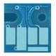 PGI5, CLI8, puce seule pour cartouches compatibles