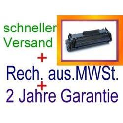 Cartouche toner remanufcturé pour HP laserjet P1006 (CB435A)