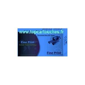 cartouche laser monobloc compatible NOIRE Phaser 6125