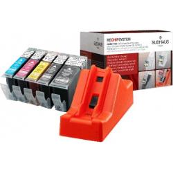 Resetter Sudhaus pour PGI 5 et CLI 8+ kit de recharges