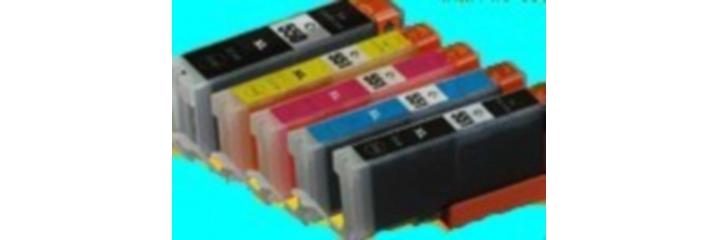 Cartouches compatibles et rechargeables