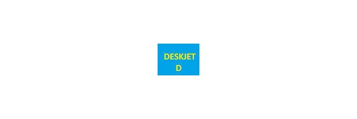 Deskjet D série