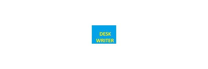 Deskwriter série