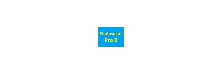 Photosmart Pro B