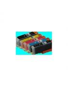 cartouche alimentaire pour Canon avec cartouches PGI570 et CLI571